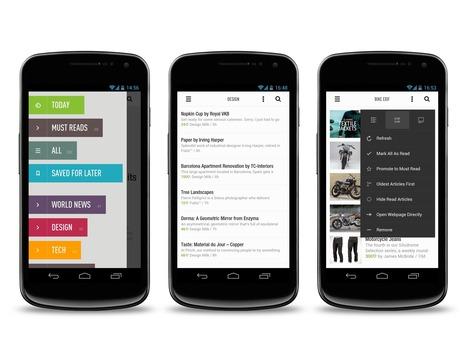Feedly: la mejor aplicación para sindicar contenidos | Universo Abierto | Educación y Tecnologías | Scoop.it