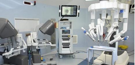 PREMIERE MONDIALE. Une ablation du sein par un robot chirurgien | Une nouvelle civilisation de Robots | Scoop.it