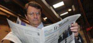 Erik Izraelewicz directeur du quotidien Le Monde meurt brutalement à âge de 58 ans après un malaise à la rédaction - Culture & Médias | Politique & culture | Scoop.it