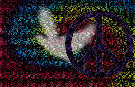 Give Peace A Chance | ASCII Art | Scoop.it