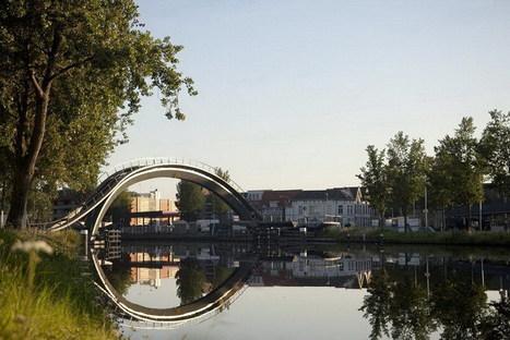 melkwegbridge by NEXT architects | designboom | What Surrounds You | Scoop.it
