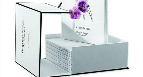 Les plus belles fleurs à l'origine des parfums Chanel au coeur d'un beau livre | Influences olfactives | Scoop.it