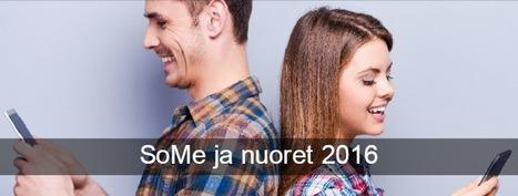 SoMe ja Nuoret 2016 - Tutkimuksen esittely | Kirjastoista, oppimisesta ja oppimisen ympäristöistä | Scoop.it