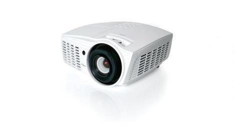 Le vidéoprojecteur HD 50 d'Optoma en met plein la vue dans le salon - Nord Eclair.fr   sicontact-videoprojecteurs   Scoop.it