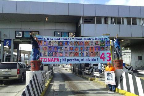 MEXICO - Padres de los 43 toman caseta de la México-Cuernavaca | ONG's en PERÚ | Scoop.it