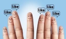 La formule magique qui rend les photos populaires sur Facebook   Geeks   Scoop.it