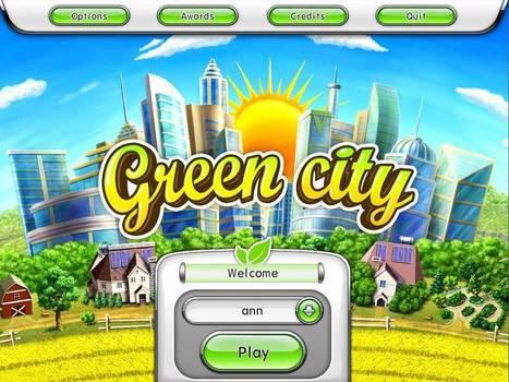 Green City Walkthrough: From CasualGameGuides.com | Casual Game Walkthroughs | Scoop.it