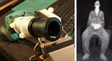 DIY Arduino Thermal Imaging Camera | Arduino Projects | Scoop.it