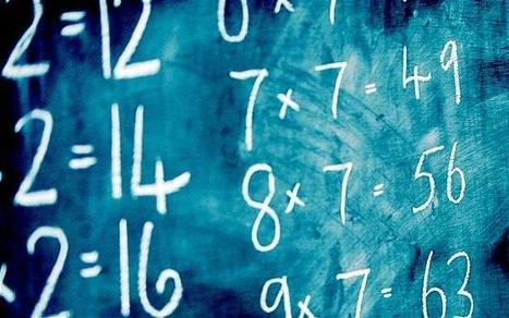 'Times tables are not how you teach maths' | math | Scoop.it
