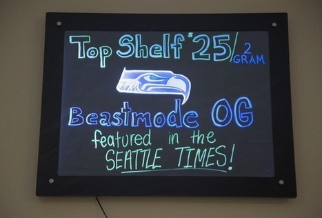Naturally, You Can Now Buy Seahawks-Themed Pot at a Seattle Marijuana ... - The Atlantic Cities | The legalization of marijuana | Scoop.it