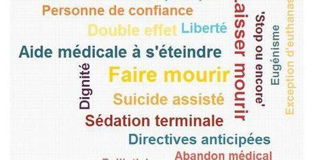 Les mots-clés du débat sur la fin de vie | Salon de la Mort! | Scoop.it