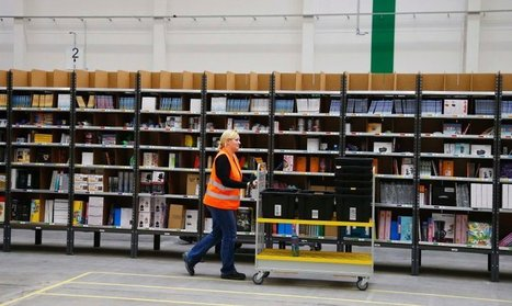 Neues Patent: Amazon will schon vor der Bestellung liefern - SPIEGEL ONLINE | Sicherheit | Scoop.it