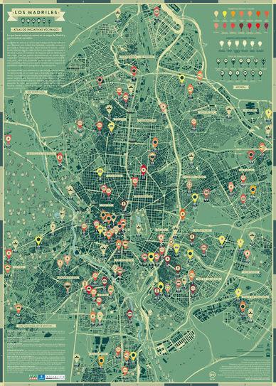 INICIATIVAS Ciudadanas, vecinales, comunitarias: Los Madriles. | actions de concertation citoyenne | Scoop.it