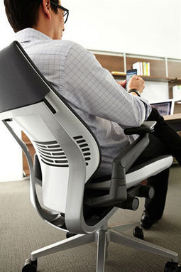 Introducing the smart chair   WORKPLACE AND TECHNOLOGY   Scoop.it
