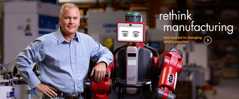 Rethink Robotics :: Home | Innovation & Sérendipité | Scoop.it