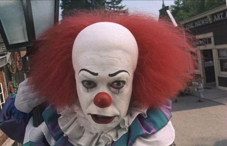 Brooklyn Man in Clown Mask Attacks Woman at Knifepoint | Criminology and Economic Theory | Scoop.it