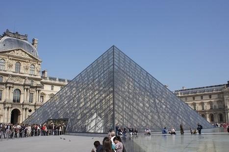 Histoire : Pyramide du Louvre | Ressources pédagogiques pour l'histoire des arts | Scoop.it