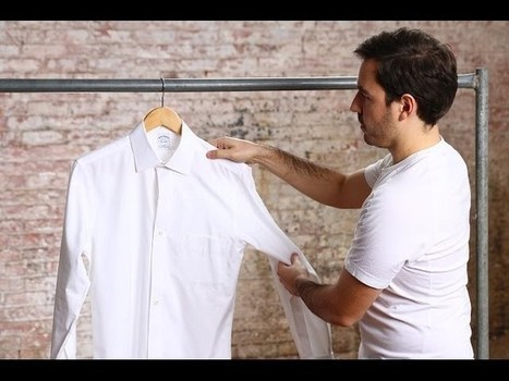 Learn the Military Tuck for Keeping a Dress Shirt Neat with This Video | Ken's Odds & Ends | Scoop.it