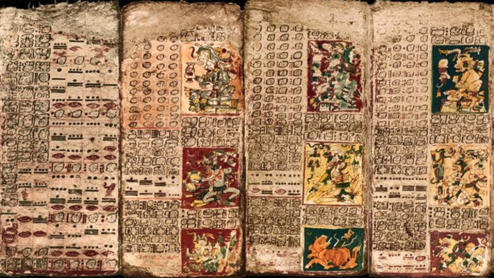 Hieroglyphic texts reveal Maya innovation in maths and astronomy | Past Horizons | Kiosque du monde : Amériques | Scoop.it