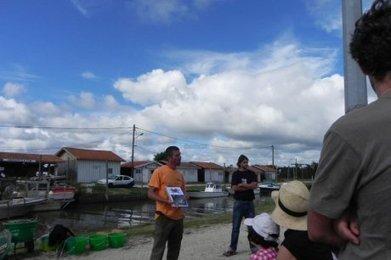 À la pêche aux crabes | Tourisme sur le Bassin d'Arcachon | Scoop.it