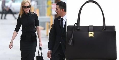 A Nicole Kidman basta un total look in nero per essere raggiante   Moda Donna - sfilate.it   Scoop.it