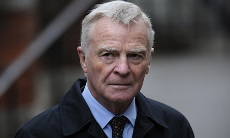 Max Mosley has no right to airbrush his past | Welfare, Disability, Politics and People's Right's | Scoop.it