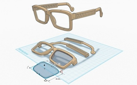 Autodesk Purchases, Revives 3-D Design App Tinkercad | Wired Design | Wired.com | Bring back UK Design & Technology | Scoop.it