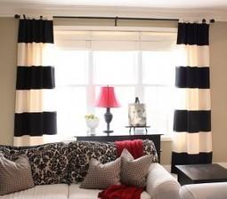 Trendy Curtain Designs for Your Windows | Home ... | Real Estate in Metro Atlanta | Scoop.it