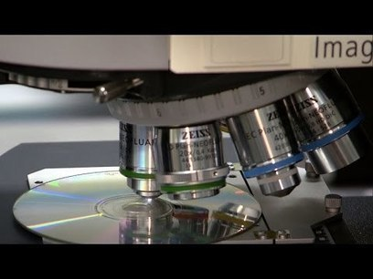 Library of Congress in race to preserve CDs - YouTube | Bibliotheek 2.0 | Scoop.it
