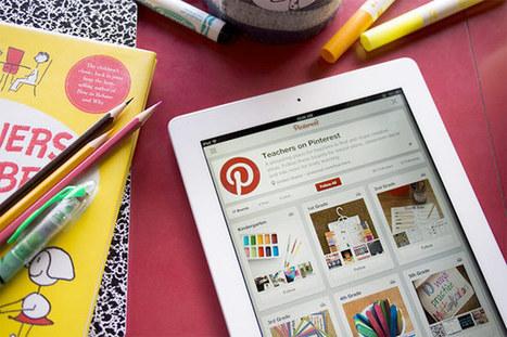 Teachers on Pinterest initiative could make lesson planning halfway enjoyable | eBooks, eResources, eReaders | Scoop.it