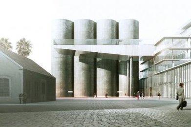 L'hôtel de luxe qui va décoiffer Bacalan | projet de bordeaux | Scoop.it