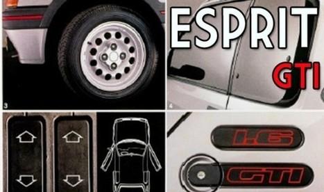 Esprit GTI, es-tu là ? | Club GTIPOWERS | Tout savoir le constructeur automobile Peugeot | Scoop.it