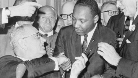 By the numbers: Martin Luther King Jr. Day | IB English 12 Resources | Scoop.it