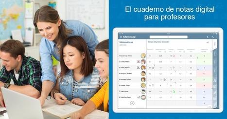 Proyecto Crea: Additio App - Cuaderno de notas digital - Inevery Crea   EDUCANDO EN LA SOCIEDAD DEL CONOCIMIENTO   Scoop.it