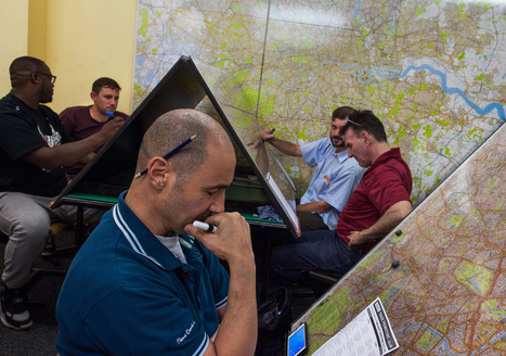 For London's Cabbies, Job Entails World's Hardest Geography Test | Cognition et al. | Scoop.it