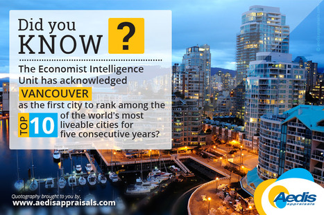 A Quotography on the Popularity of Vancouver as a Real Estate Hub | Infographic Collection | Scoop.it