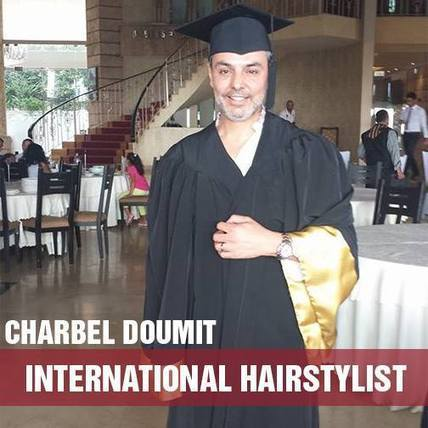 Charbel Doumit - #InternationalHairstylist | Latest And Trendiest Hairstyling Techniques | Scoop.it