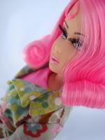 Wide Eyed Girls - One-Of-A-Kind (OOAK) Fashion Dolls by Dan Lee | Playscale Picks | Scoop.it