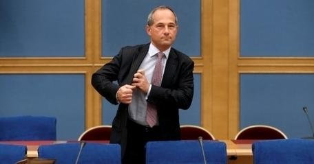 Panama papers : le Sénat ne transmet pas à la justice le cas du patron de Société générale, Frédéric Oudéa | Histoire de la Fin de la Croissance | Scoop.it