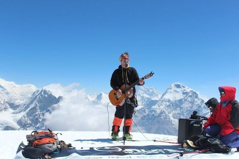 Oz plans to take music to extremes for charity - Toowoomba Chronicle   Himalaya Trekking   Scoop.it