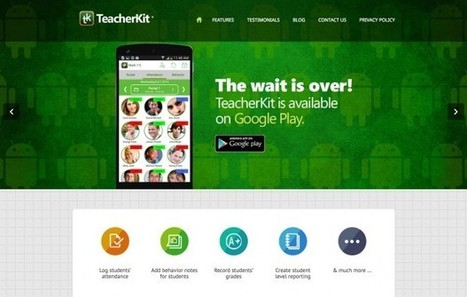 REVIEW: TeacherKit: Favorite Classroom Management App of October | Edudemic | Physical Education - ICT Innovation | Scoop.it