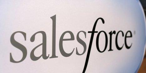 Microsoft intéressé par Salesforce coté 47 milliards de $   La vente de solutions B2B SaaS   Scoop.it