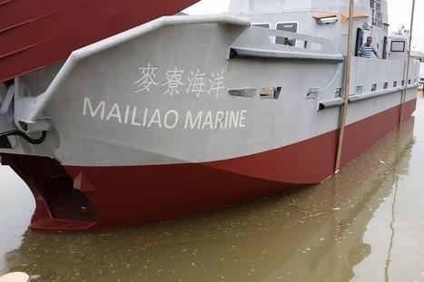 [Ecouter] SpillGlop, le nouveau bateau pour lutter contre la pollution   Environnement et developpement durable   Scoop.it