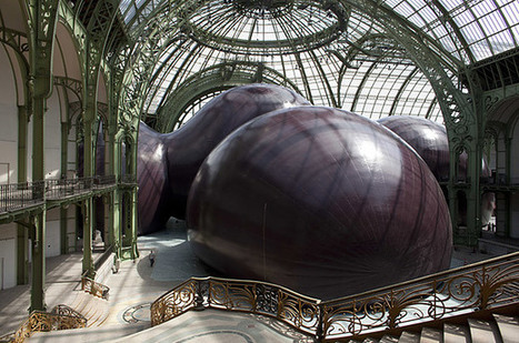 Anish Kapoor: Leviathan | Art Installations, Sculpture, Contemporary Art | Scoop.it