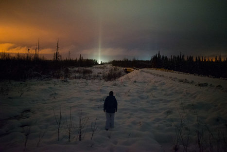 An Indigenous Way of Life Threatened by Oil Sands in Canada   indeginous peoples   Scoop.it