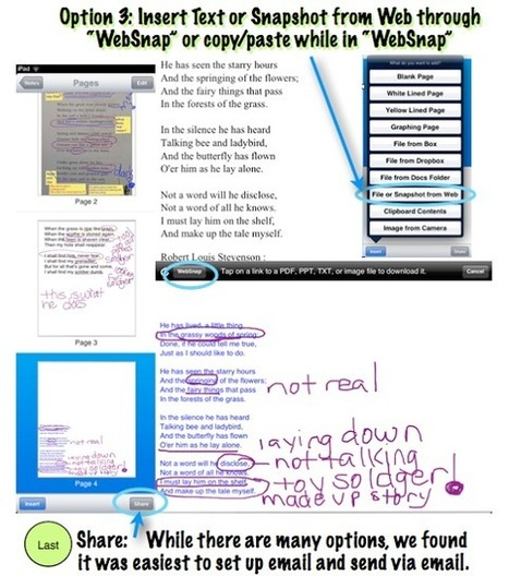 wwwatanabe: Close Read Complex Text, and Annotate with iPads ... | News for North Country Cybrarians | Scoop.it