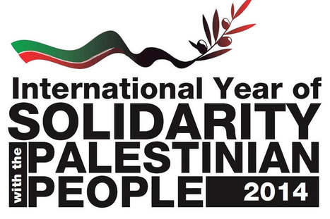 UN News - UN officials hope observance of International Year will lead to Israeli-Palestinian peace   PALESTINIANS & ISRAELIS   Scoop.it