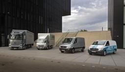 Distribution Drive : les nouveaux véhicules de ramassage ... | Logistique Urbaine | Scoop.it
