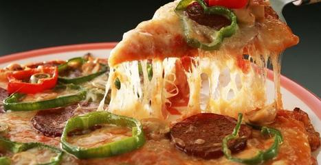Le gâteau pizza - meltyFood | Restauration rapide en Franchise | Scoop.it
