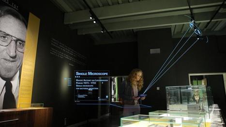 Carrefour retient la géolocalisation par LED pour guider ses clients - Le Monde Informatique | ESPACE TEMPS | Scoop.it